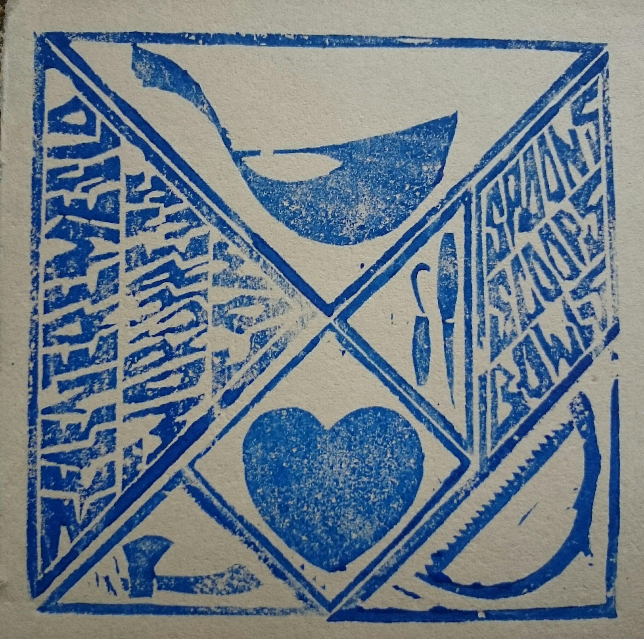 Karel Hekrle, Zelené řemeslo – dřevěné lžice, misky a další užitečnosti z přírody